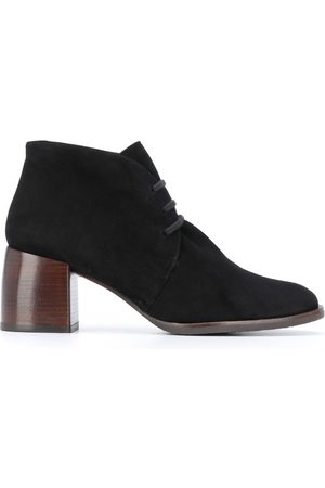 Chie Mihara Block heel lace-up boots