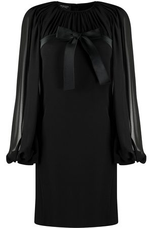 Giambattista Valli Bow front dress