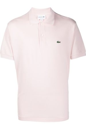 Lacoste Embroidered logo polo shirt