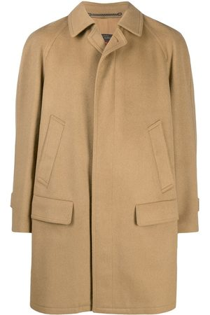 A.N.G.E.L.O. Vintage Cult 1900s classic collar concealed fastening coat