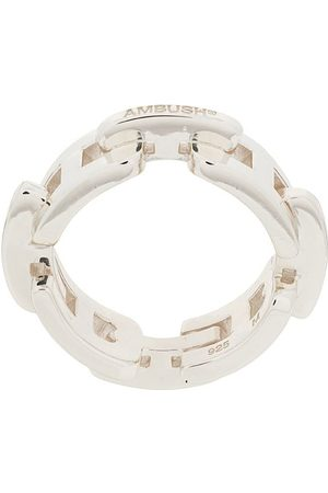 AMBUSH Chain-link ring