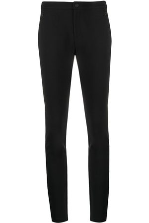 Tommy Hilfiger Mid-rise slim-fit trousers