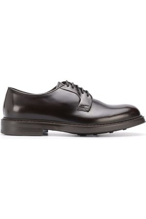 Doucal's Lace-up leather shoes