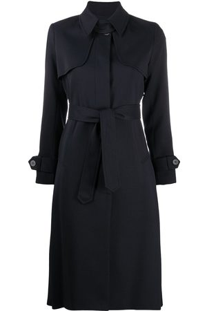 Sandro Belted trench coat