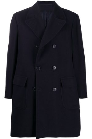 A.N.G.E.L.O. Vintage Cult 2000s double-breasted thigh-length coat