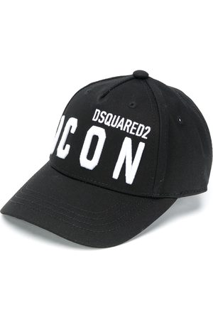 Dsquared2 Kids Embroidered ICON baseball cap