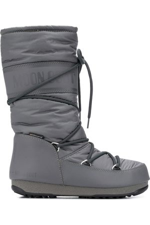 Moon Boot Women Lace-up Boots - Lace-up padded boots