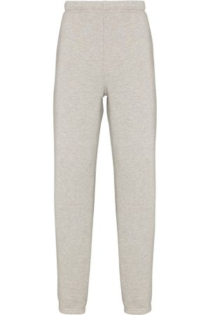 Les Tien Tapered-fit cotton track-pants