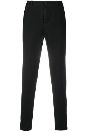 TRANSIT Fitted wool-blend trousers