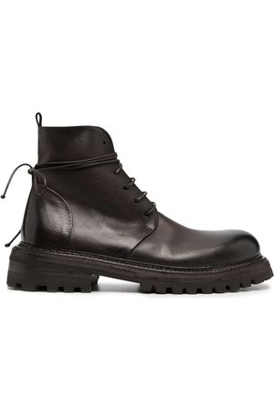 Marsèll Military-style lace-up boots