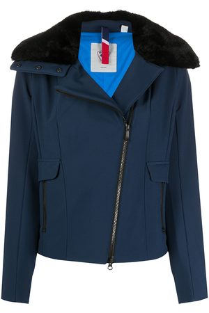 Rossignol Josiane Softshell faux-fur collar jacket