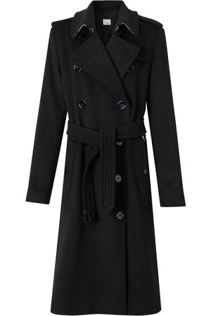 Burberry Cashmere trench coat