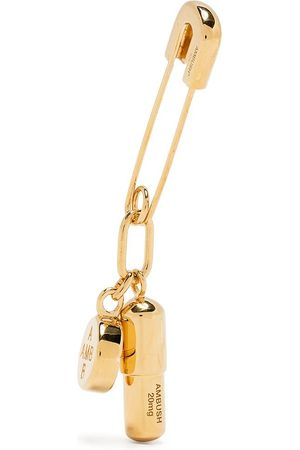 AMBUSH Mushroom charm single earring