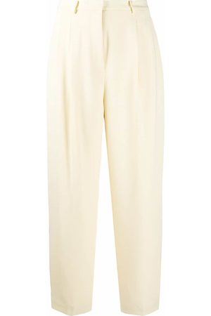 Tory Burch High-waisted tailored trousers