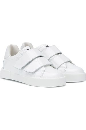 Dolce & Gabbana Girls Sneakers - Lace-up sneakers