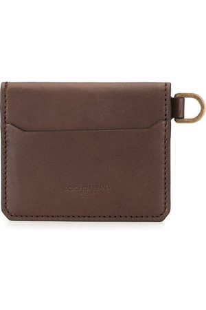 Dolce & Gabbana Smooth calf leather cardholder