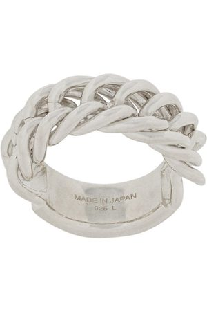 AMBUSH Chain-detail ring