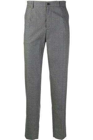Dolce & Gabbana Prince of Wales tailored trousers