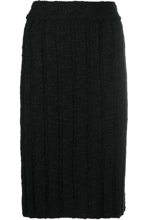 Dolce & Gabbana Knit pencil skirt