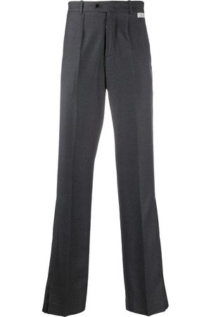 OFF-WHITE Flared tailored trousers