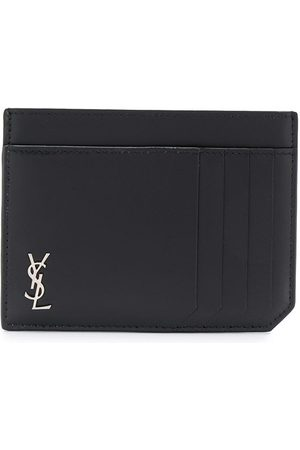 Saint Laurent YSL monogram leather cardholder