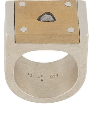 PARTS OF FOUR Plate single ring