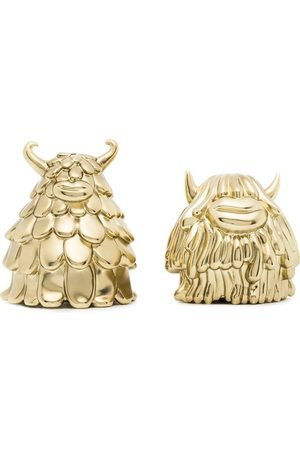 L'objet X Haas Brothers Niki and Simon salt and pepper shakers