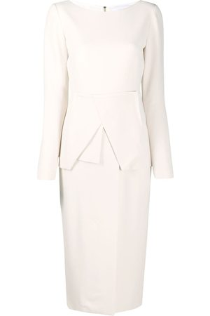 Roland Mouret Fitted tube dress