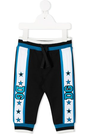 Dolce & Gabbana Embroidered logo track trousers