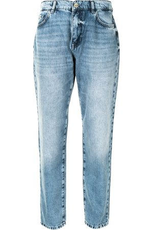 Twin-Set High-rise bootcut jeans