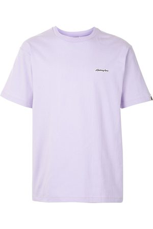 A BATHING APE® Embroidered logo cotton T-shirt