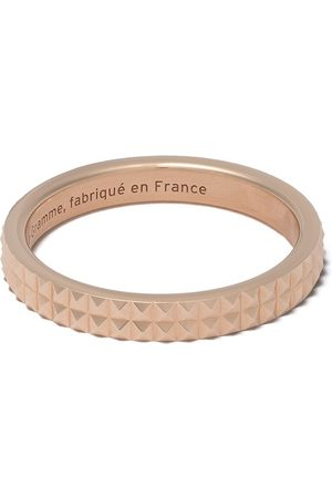 Le Gramme 18kt rose gold 5g Guilloche ring