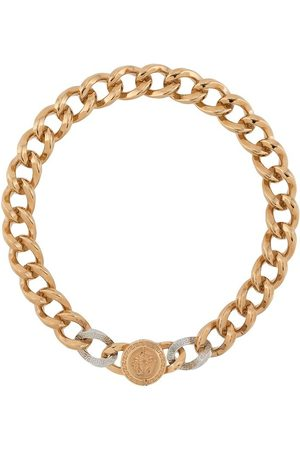 VERSACE Medusa chunky chain necklace