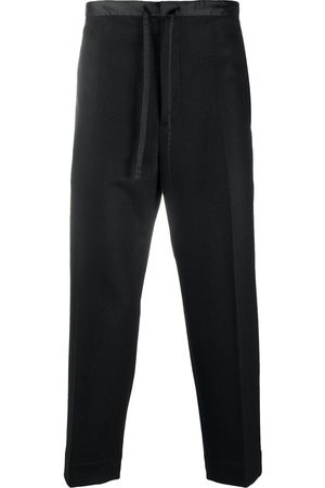 Jil Sander Cropped wool trousers