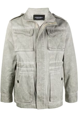 A-cold-wall* Single-breasted utility jacket