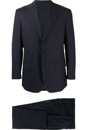 A.N.G.E.L.O. Vintage Cult 2000s pinstriped two-piece suit