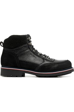 Tommy Hilfiger Leather hiking boots