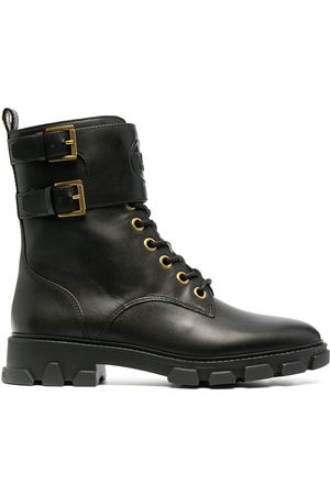 Michael Kors Ridley leather boots