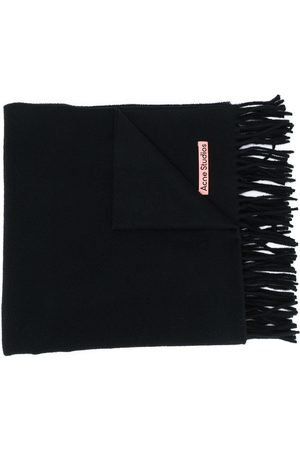 Acne Studios Canada New fringed scarf