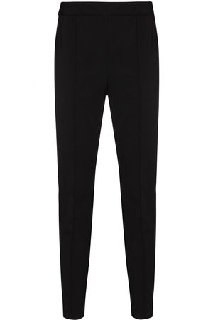 ROSETTA GETTY High-waist cropped trousers