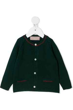 LA STUPENDERIA Button-up wool cardigan