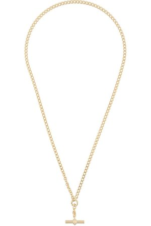 Bottega Veneta Men Necklaces - T-bar charm necklace