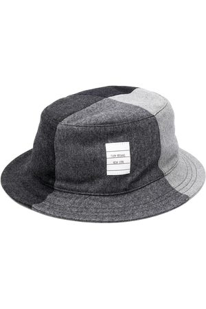 Thom Browne Flannel bucket hat