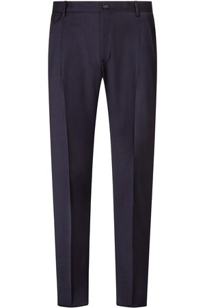 Dolce & Gabbana Dart-detailed tailored wool trousers