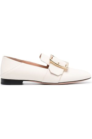 Bally Women Loafers - Buckle-detail loafers