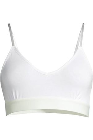 Stripe & Stare Solid T-Shirt Bra