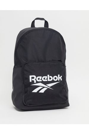 Reebok Classics backpack in with large logo