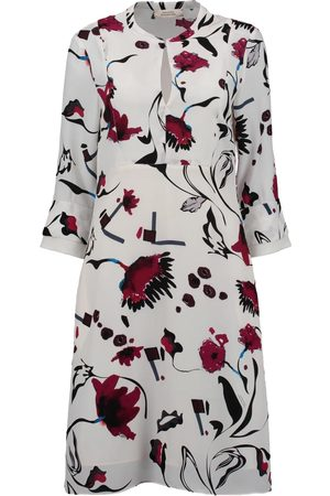 Dorothee Schumacher Women Printed Dresses - Floral Abstraction Dress 747003