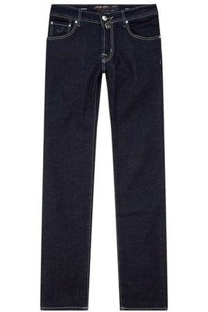 Jacob Cohen Mens J622 0703-001 Stretch Tailored Jeans