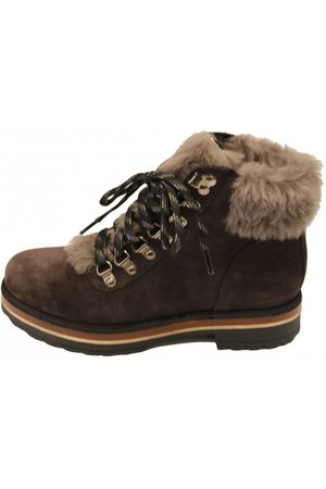 Kanna Women Lace-up Boots - Womens K2009 Lace Up Boot in